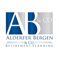 Alderfer Bergen Logo